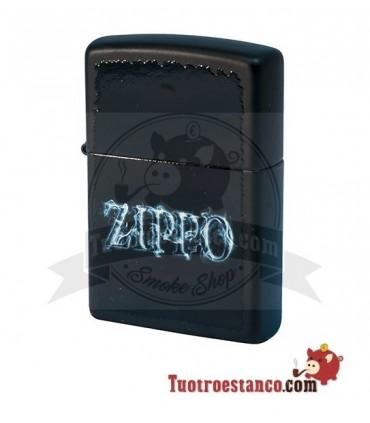 Zippo Smoking Logo