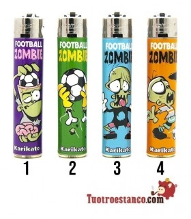Encendedor Atomic Karikato Zombie
