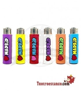 Clipper + Funda Silicona Madrid