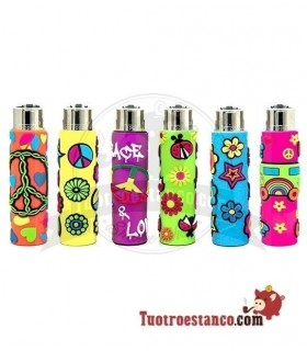 Clipper + Funda Silicona Hippie