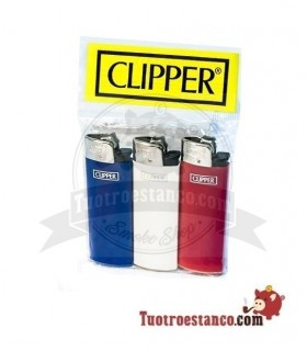 Packs encendedores Brio Pack 3 Clippers
