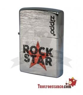 Zippo Rock Star