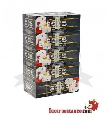 Tubos OCB 5 cajitas de 100 unidades