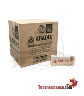 Tubos Abadie 40 cajitas de 300 unidades (Cajón)
