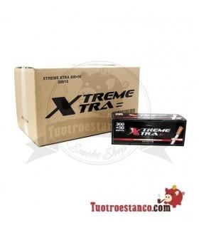 Tubos X-Treme de filtro largo,15 cajitas de 350 unidades(Cajón)