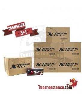 5 Cajones + 1 Gratis, Tubos X-Treme 96 cajitas de 500 tubos