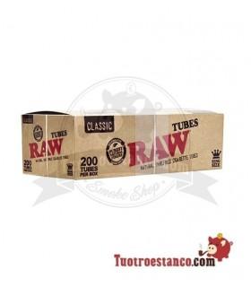 Tubos RAW 200 unidades