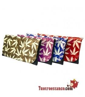Porta tabaco Hojas