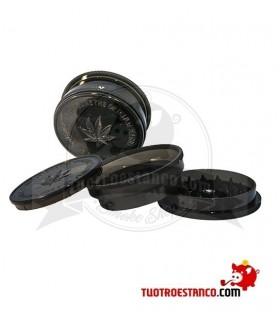 Grinder plástico 3 piezas 58 mm Hoja