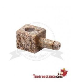 Pipa de marmol 4,5 cm