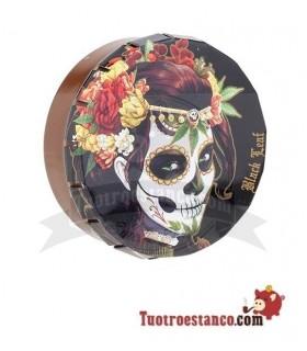 Clickbox Black Leaf Mexican Girl