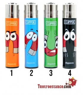 Clipper colección Francia Magnet Eyes