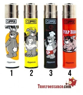 Clipper Francia Bear Moovies 2