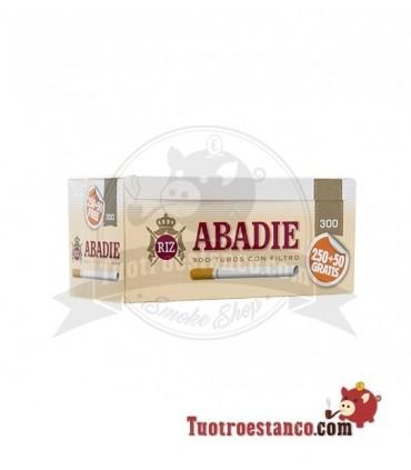 Tubos Abadie 300 - 1 cajita de 300 tubos