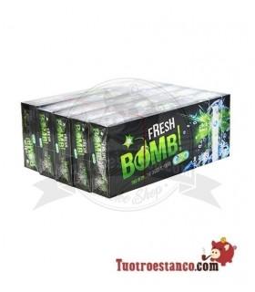Tubos Fresh Bomb! Menta 5 cajitas de 100u