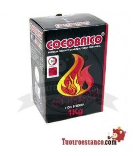 Carbón Cocobrico 1 kg