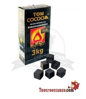 Carbón Cococha 3Kg