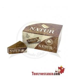 Filtros de cartón Natur - 50 unidades