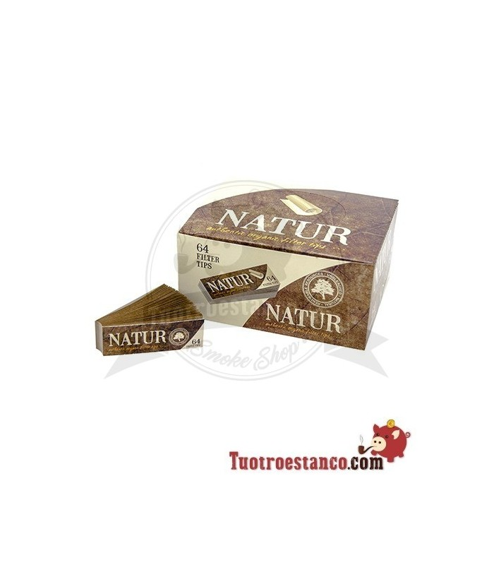 Filtros de cartón Nature 50 unidades