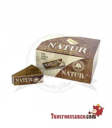 Filtros de cartón Nature - 50 unidades