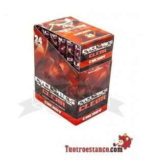 Papel Cono Cyclone sabor Cereza 24 Conos