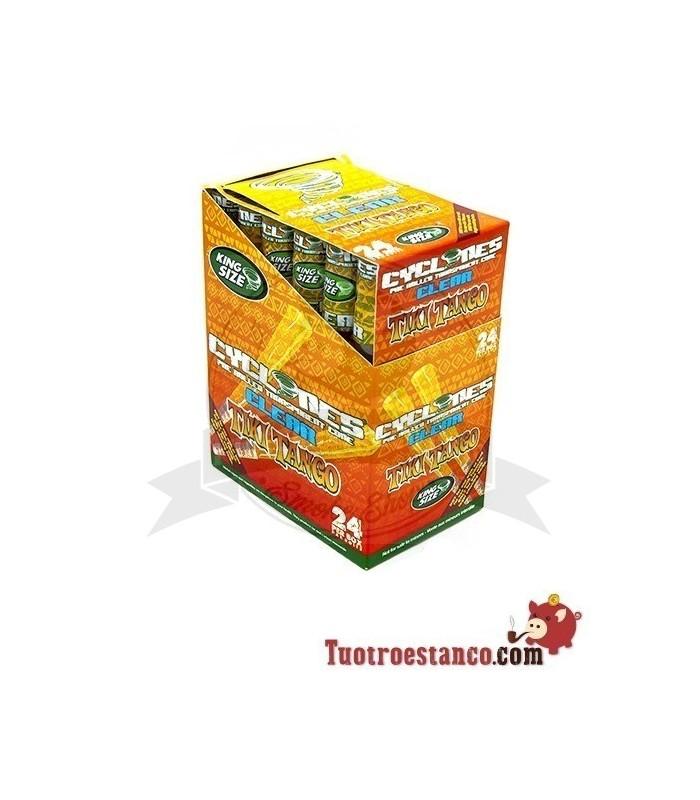 Papel Cono Cyclone sabor Tiki Tango 24 conos