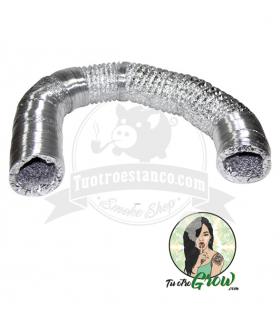 Tubo de aluminio 150mm (10 metros)