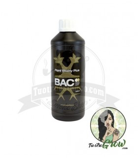 Fertilizante BAC Plant Vitality Plus 500ml