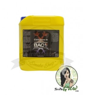 Fertilizante BAC Coco Grow B 5L