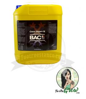 Fertilizante BAC Coco Bloom B 5L