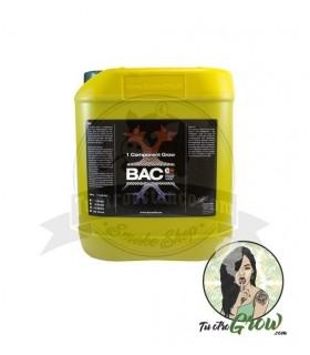 Fertilizante BAC 1 Component Soil Grow 1part 5L