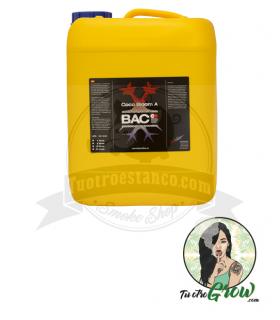 Fertilizante BAC Coco Bloom A 10L