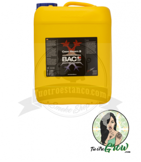 Fertilizante BAC Coco Bloom B 10L