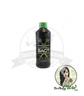 Fertilizante BAC Organic Grow 250ml