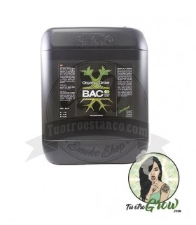 Fertilizante BAC Organic Grow 10L