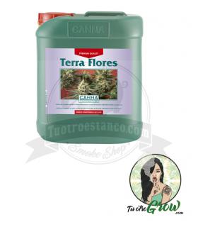 Fertilizantes Canna Terra Flores 5L