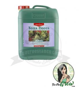 Fertilizante Canna Terra Flores 10L