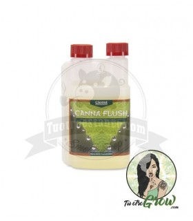Fertilizante Canna Flush 0,25L