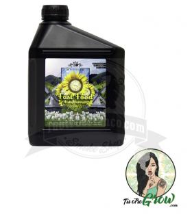 Fertilizante BAC Fast Food Orgánico 1,50l