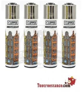 Clipper Colección Holanda Amsterdam Canal