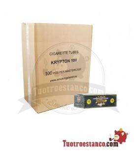 Tubos Krypton 100 cajitas de 100 tubos