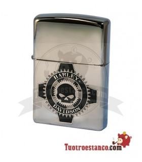 Zippo Harley Davidson Skull