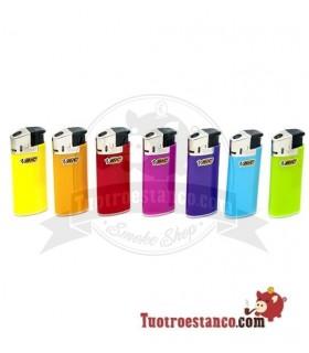 Encendedor BIC electrónico Colores