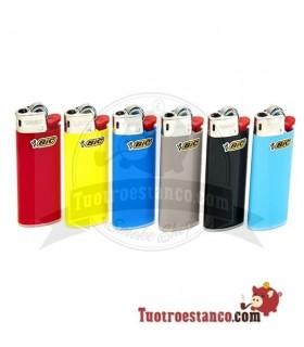 Encendedor Mini BIC Colores