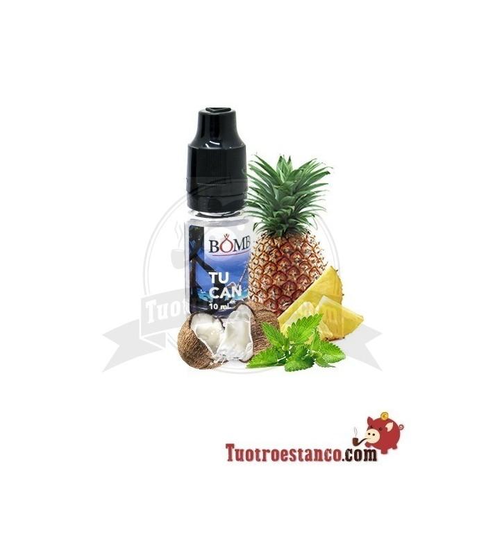 Líquidos Bombo Tucan tropic 10 ml