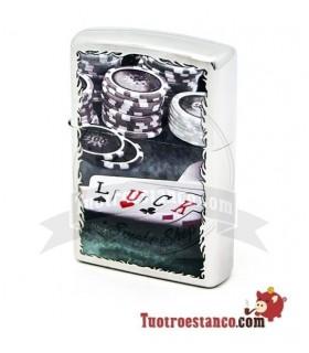 Zippo Luck Poker Cards