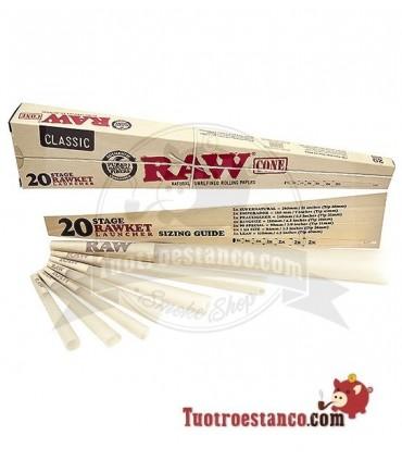 Conos Raw Rawket 20 Unidades
