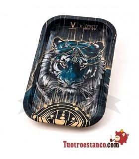 Bandeja metal Tigre