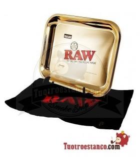 Bandeja RAW de Oro Edición Limitada 10º Aniversario