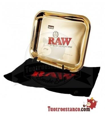 Bandeja de Oro RAW Edición Limitada 10º Aniversario